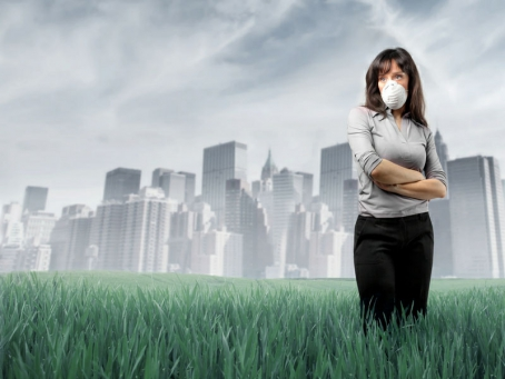 cara melindungi tubuh dari paparan polusi udara